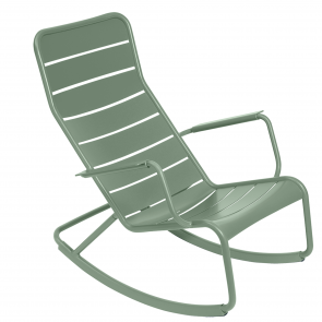 LUXEMBOURG ROCKING CHAIR, by FERMOB