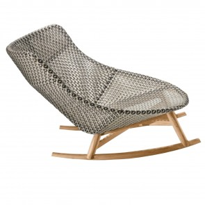 MBRACE ROCKING CHAIR, by DEDON
