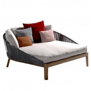 MOOD LOUNGE BED, by TRIBU