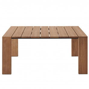 PIER SQUARE FIXED TABLE, by RODA