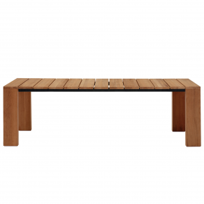 PIER RECTANGULAR FIXED TABLE, by RODA