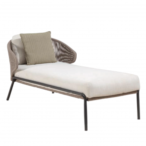 RADIUS CHAISE LONGUE, by MANUTTI