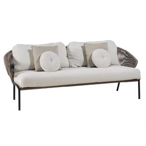 RADIUS SOFA, by MANUTTI