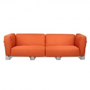 POP DUO SOFA, by KARTELL