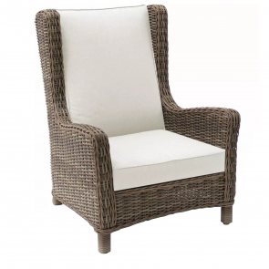SAN DIEGO WING CHAIR, by MANUTTI