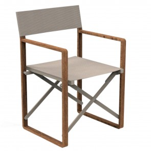 BRIDGE DIRECTOR CHAIR, by TALENTI +39