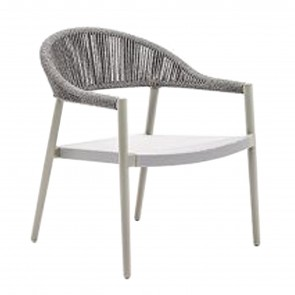 CLEVER LOUNGE ARMCHAIR, by VARASCHIN