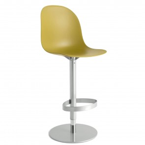 ACADEMY STOOL WITH GAS LIFT CB/1676 , by CONNUBIA