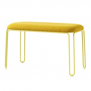 STULLE BENCH CB/5208, by CONNUBIA