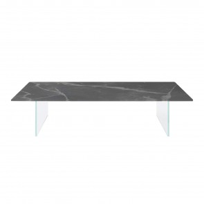 AIR XGLASS COFFEE TABLE, by LAGO