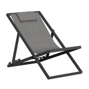 TOUCH DECK CHAIR, by TALENTI