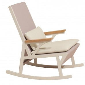 VIEQUES ROCKING CHAIR, by KETTAL