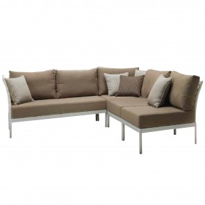 VILLA LOUNGE MODULAR SOFA, by MASONI OUTDOOR