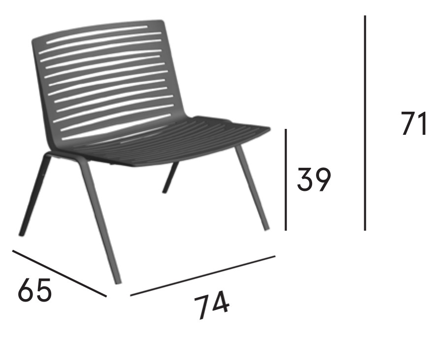 ... And Seat With Fabrics Suitable For Outdoor Use And Therefore Resistant  To Water, Stains, UV Rays And Abrasions. Zebra Represents A Timeless  Approach To ...