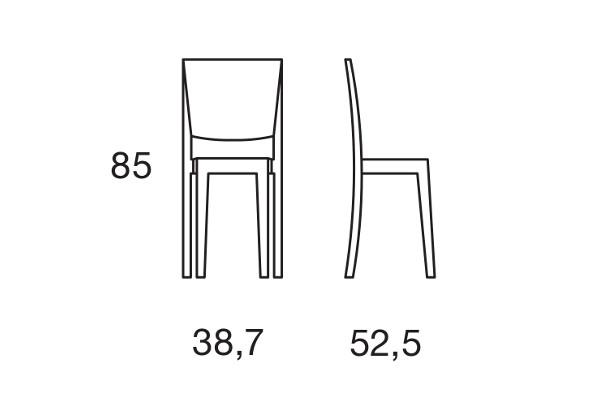 LA MARIE | Chairs | Seats | KARTELL - Masonionline