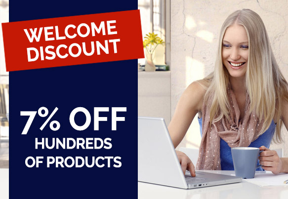 Welcome Coupon